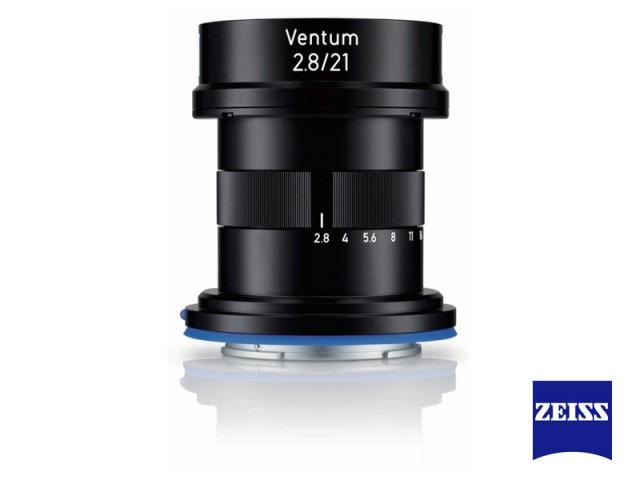 ZEISS Ventum 2.8 / 21
