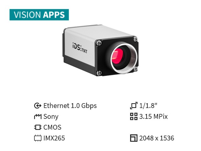 IDS NXT rio GS18031M-GL