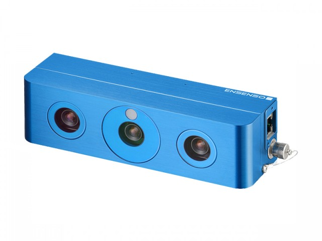 IDS Ensenso N系列 3D 立體視覺相機