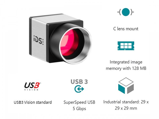 iDS USB 3 CP系列