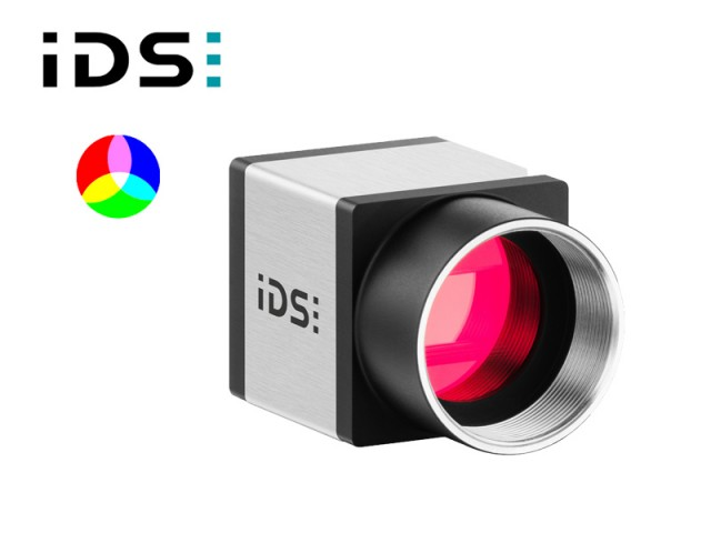 iDS Camera 彩色相機