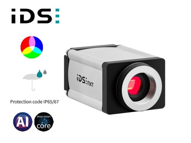 iDS NXT Camera 防水 智慧型 彩色相機
