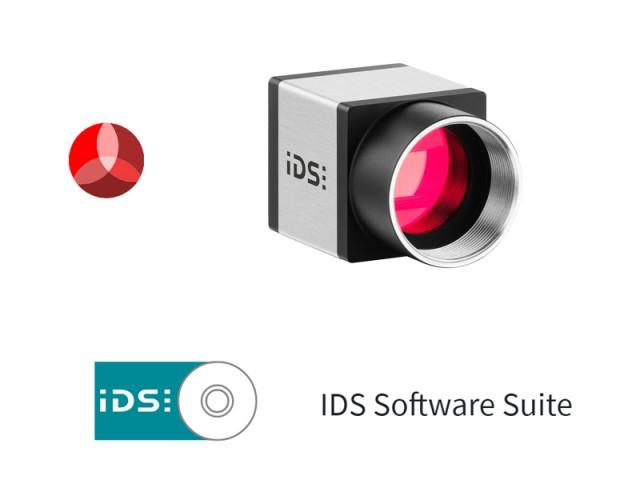 IDS Software Suite NIR相機