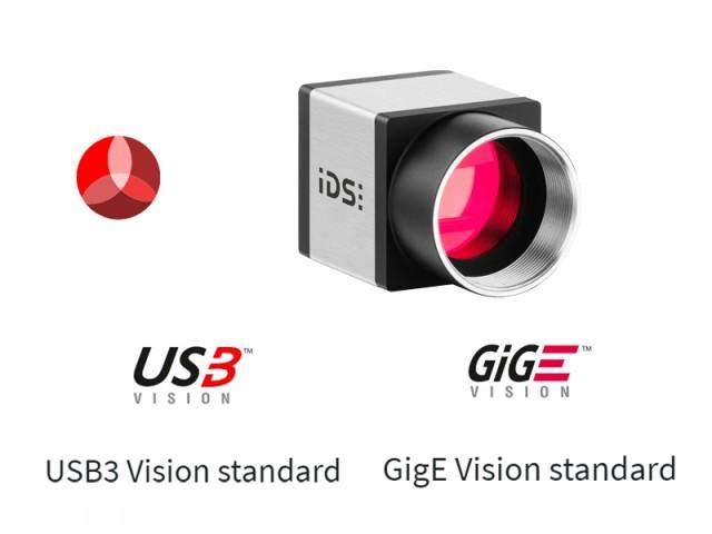 iDS Vision Standard NIR相機