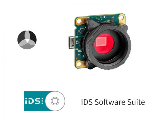 IDS Software Suite 黑白相機