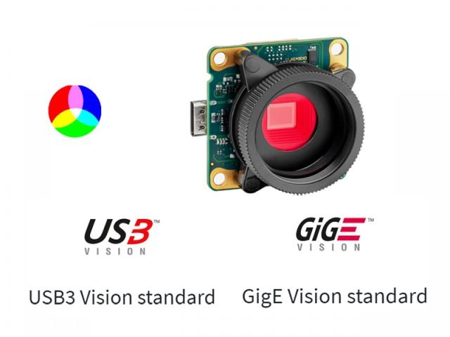 iDS Vision Standard 彩色相機