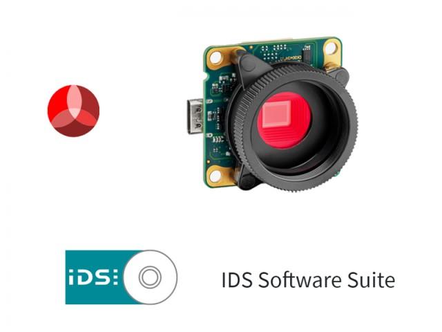 IDS Software Suite NIR單板相機
