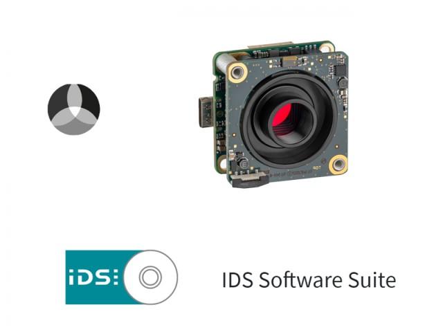 IDS Software Suite 黑白相機 (S Mount)