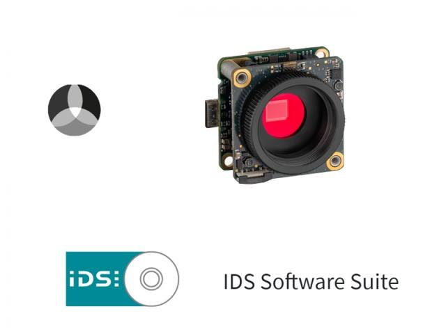 IDS Software Suite 黑白相機 (C Mount)