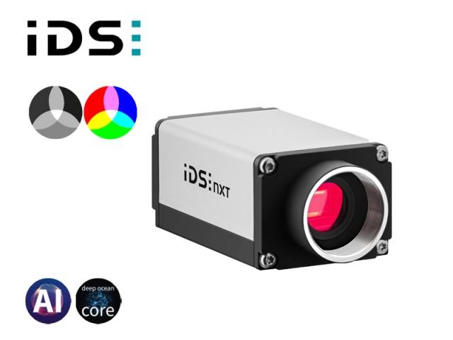 iDS NXT Camera AI學習相機