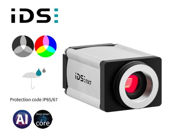 iDS NXT Camera IP65/67 防水AI學習相機