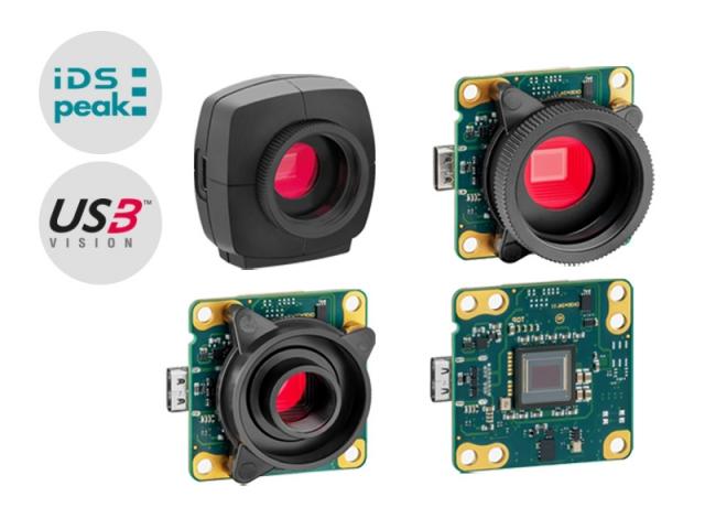 iDS XLE 5百萬畫素工業相機