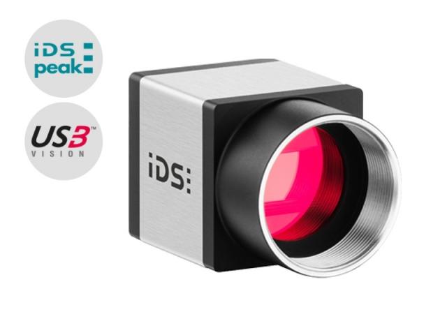 iDS 2000萬畫素 黑白 / 彩色工業相機