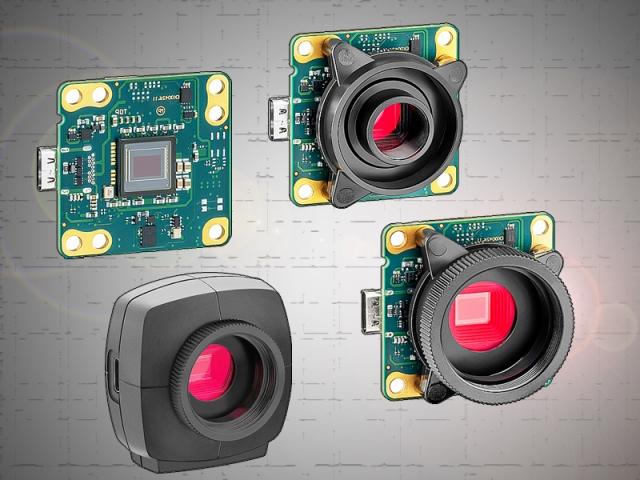 1/2.5吋 Sensor Camera