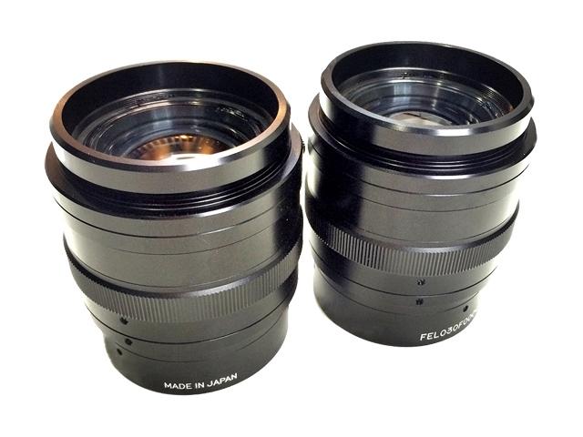 FEL系列 Line Scan Lens for Dalsa 16K 5um Line Scan Camera