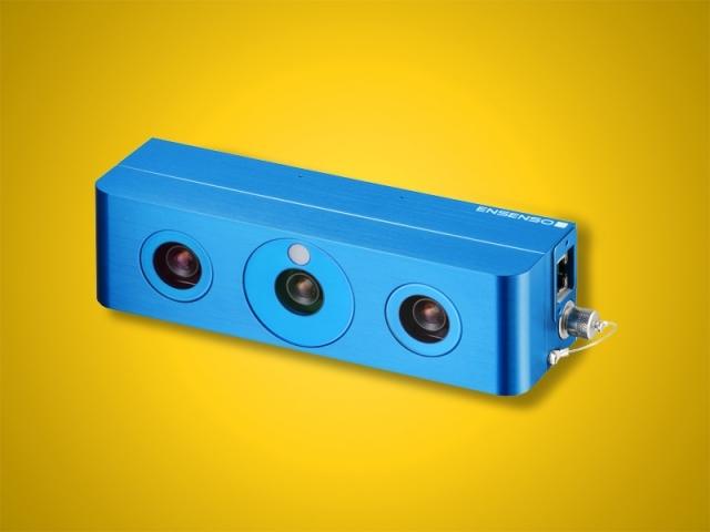 IDS Ensenso 3D立體視覺相機:應用原理及相機配置說明