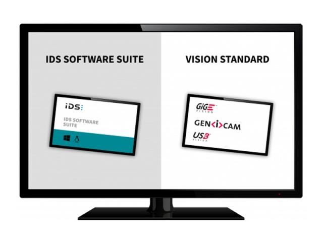 iDS Camera 標準通訊協定