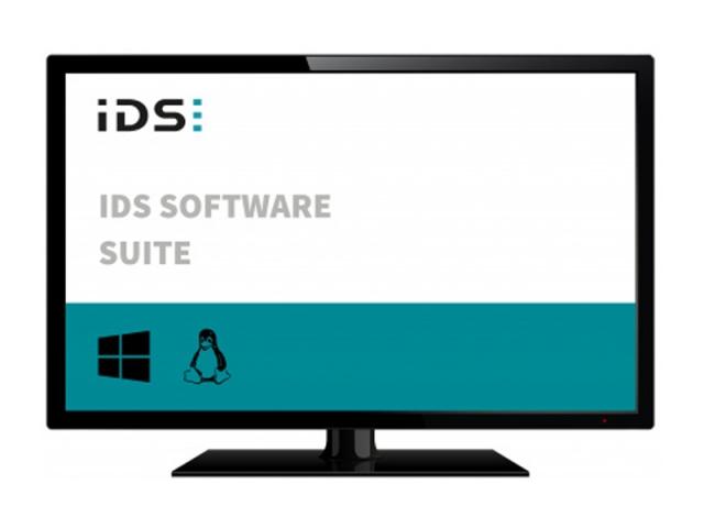 iDS Camera UI 相機型號取像SDK