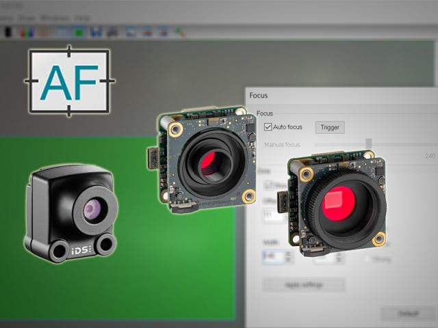 iDS Autofocus camera 自動對焦相機