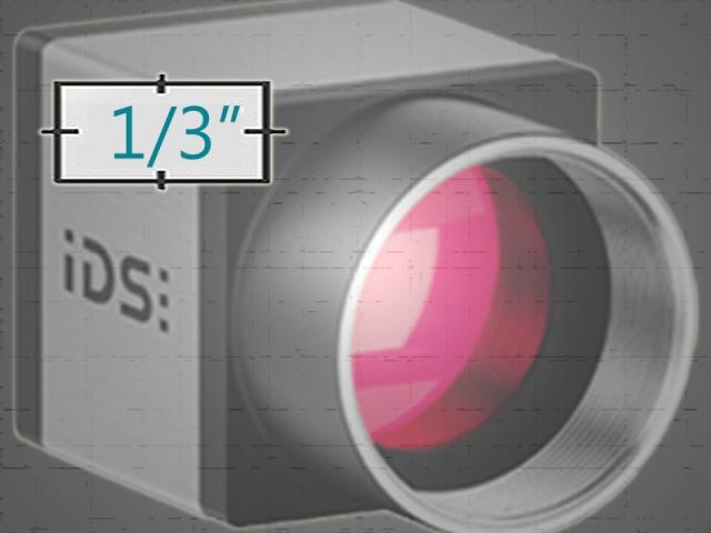 1/3吋 Sensor Camera