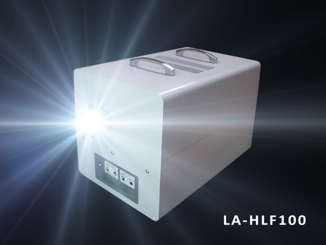 LA-HLF100 雷射燈箱光源機
