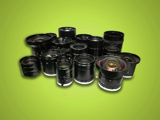 機器視覺工業鏡頭選用表