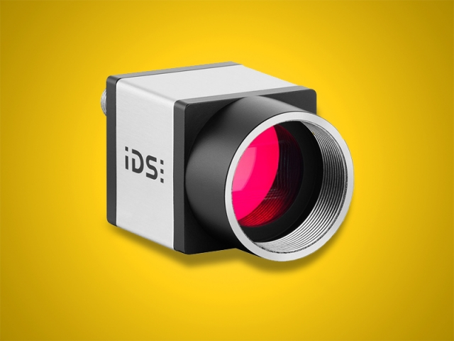 IDS 工業攝影機 Line Scan Mode 取像